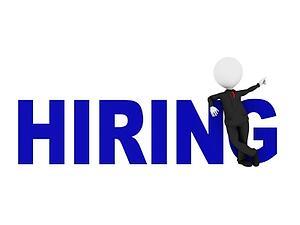 hire an external agency