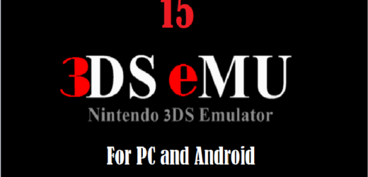 15 Best Working Nintendo 3Ds Emulator For PC and Android 2021