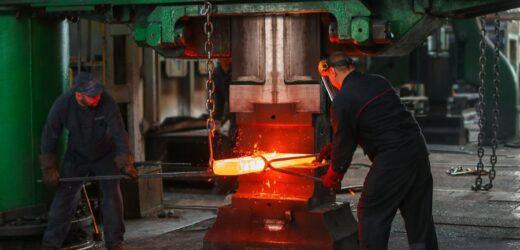 How do you Make Metal Parts?