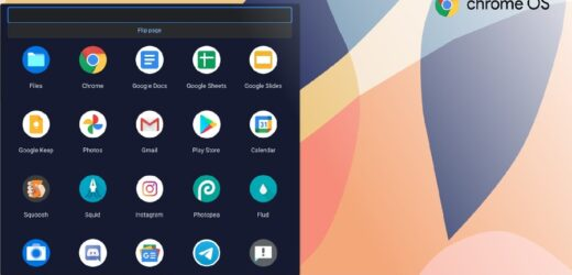How to Install Chrome OS on PC with Play Store Support?