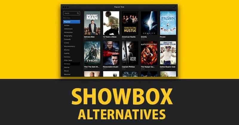 Best Apps Like Showbox – Top 10 Showbox Alternatives